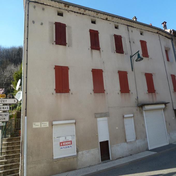 Offres de vente Maison de village Saint-Pierre-de-Colombier (07450)